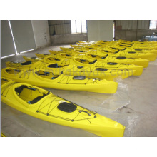 Double Seat Kayak & Sit in Plastic Rotomold Kayak (M16)